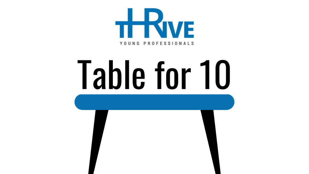 Table For Ten Image